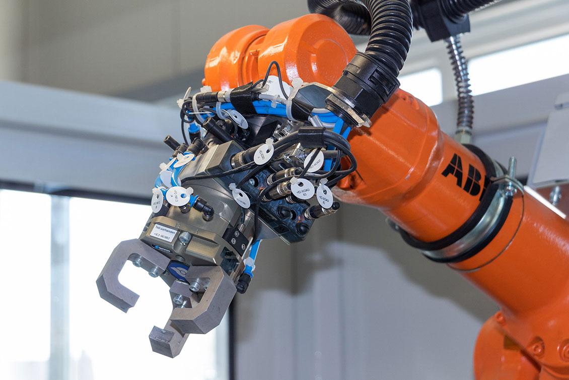 Referenzen WMS Robotics